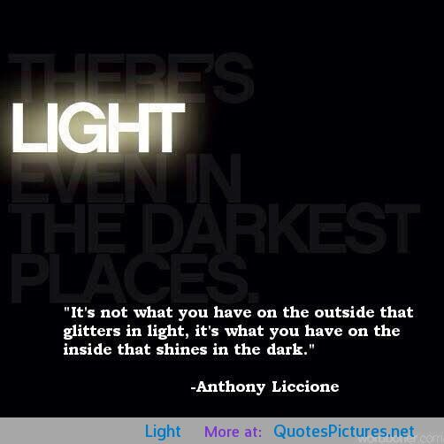 Light Inspirational Quotes And Poems Quotesgram Inspiration