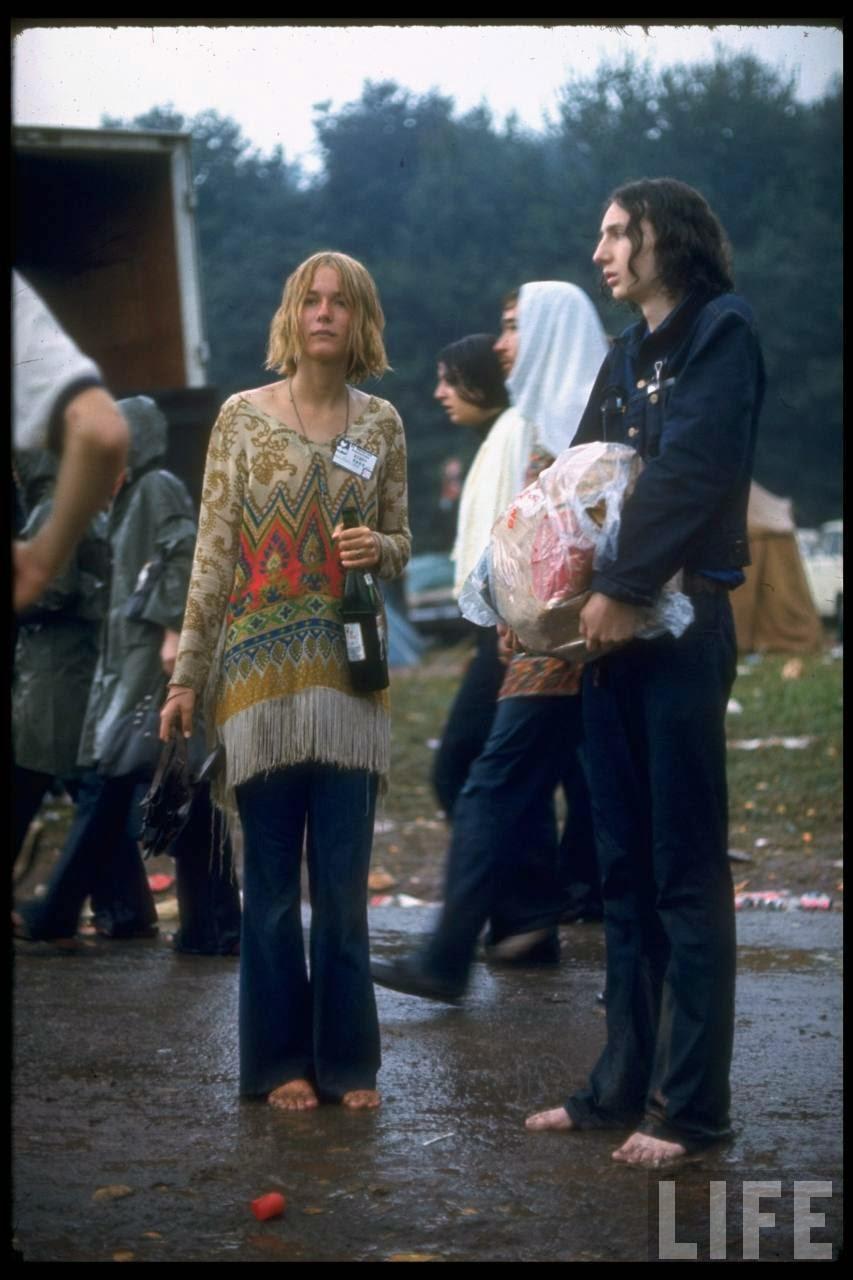 Fotos De Woodstock Mostram Dia Festival
