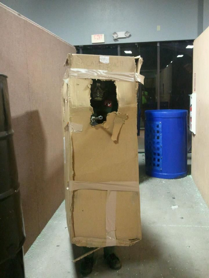 how to make a clear airsoft riot shield