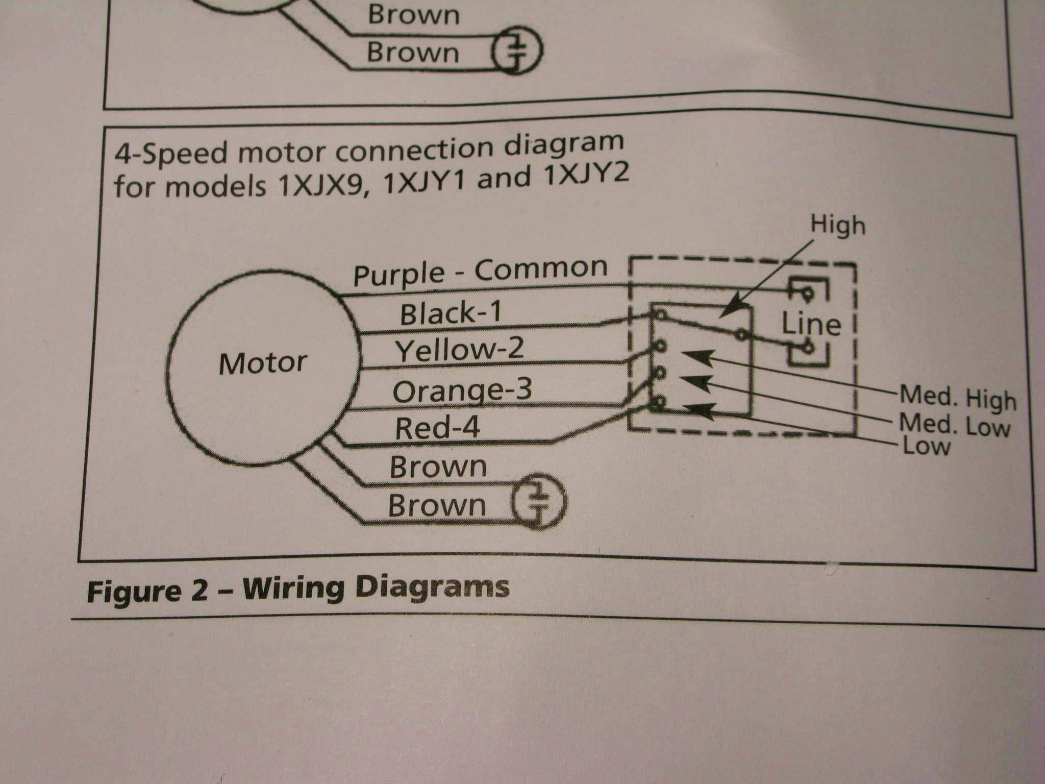 Unique Wiring Diagram for Ac Capacitor Ac fan motor
