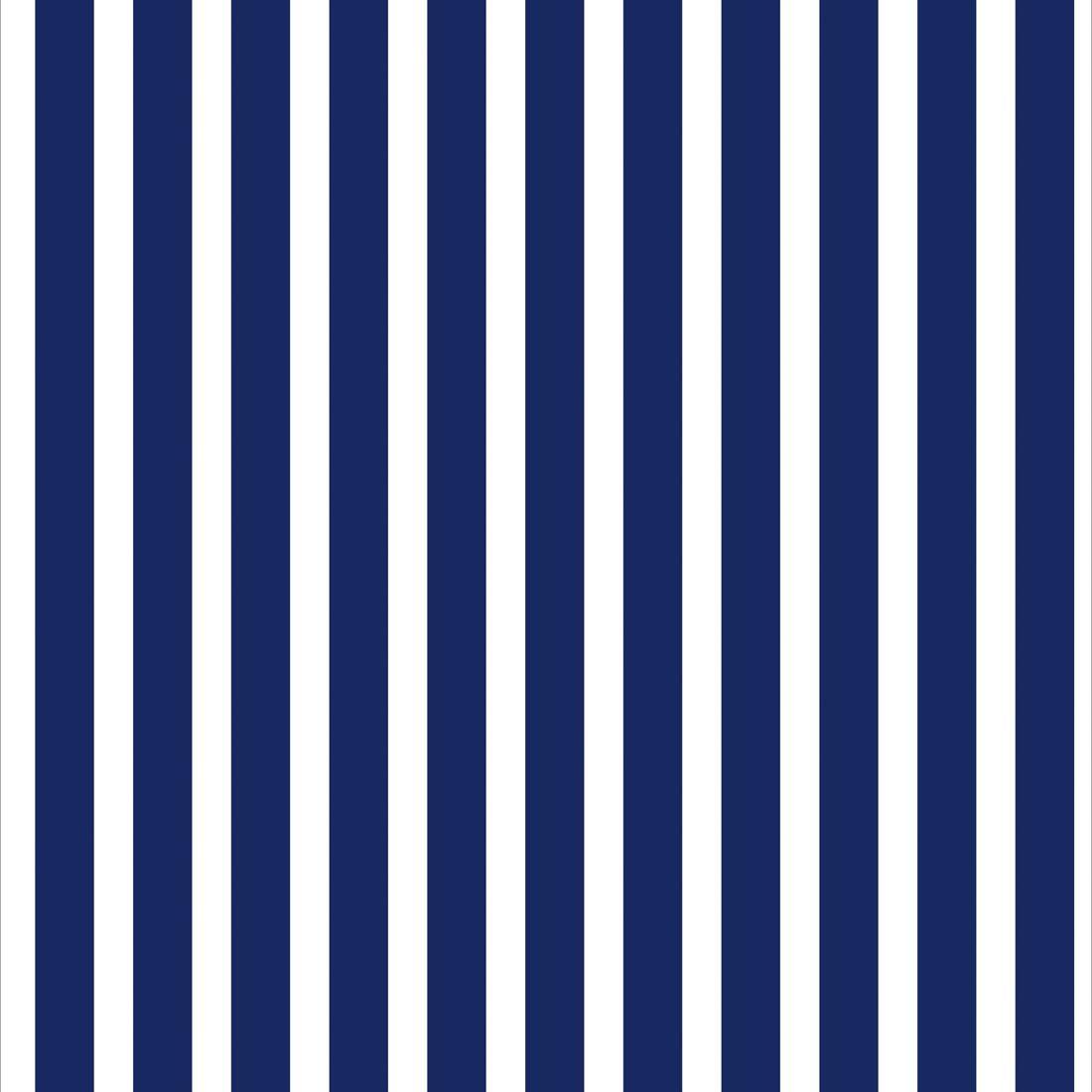 Papel de parede listrado em azul marinho sobre branco for Papel de pared negro