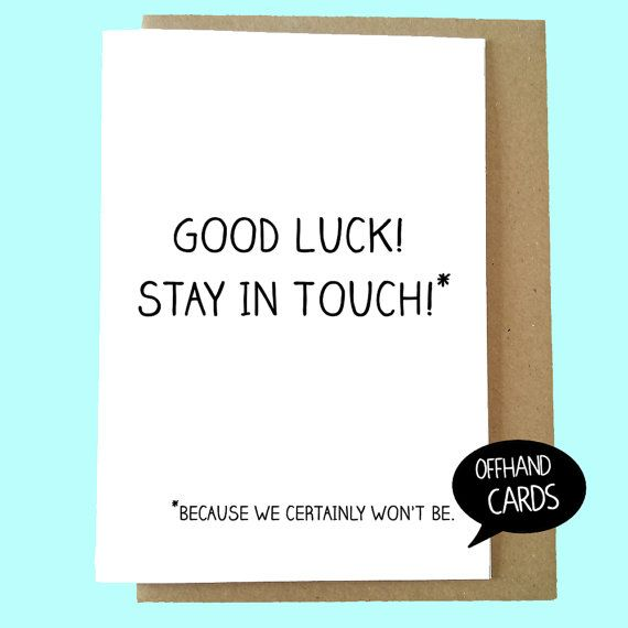 Turncoat! Funny Leaving Card, New Job, Promotion Card, Work Banter - job promotion announcement