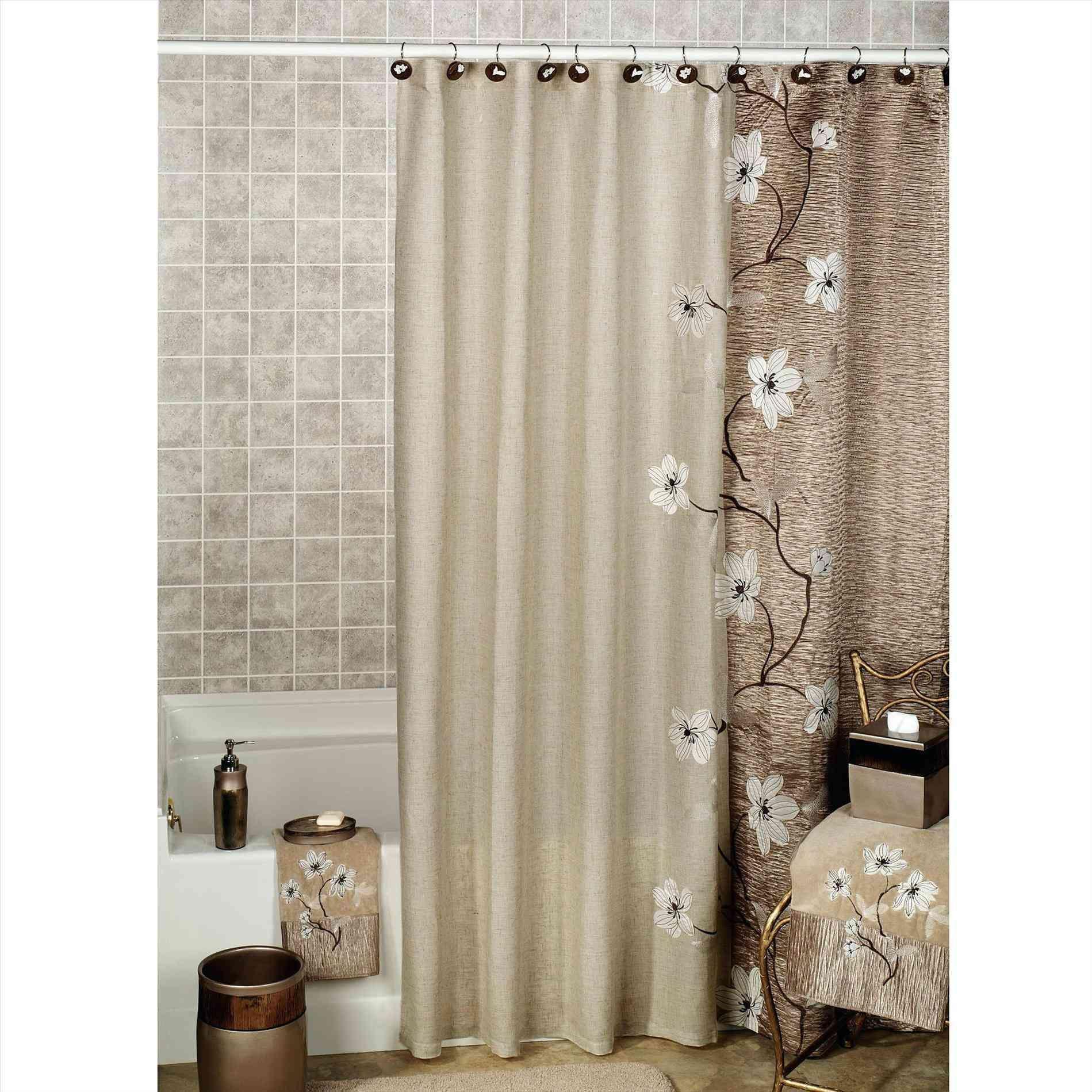 New Post modern bathroom shower curtains LivingRooms Pinterest