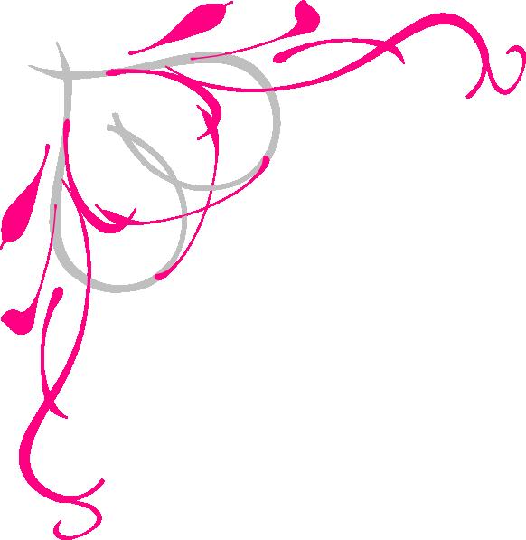 roses corner border clip art use these free images for your rh pinterest com Lavender Branch Clip Art Lemon Border Clip Art
