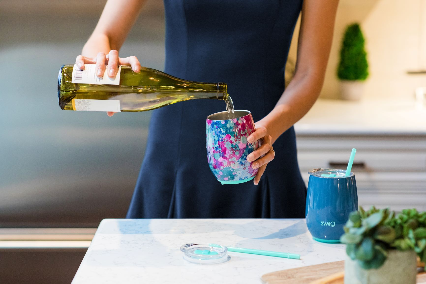 Must-Have Stemless Wine Cup | Wine cups, Stemless wine glasses, Wine