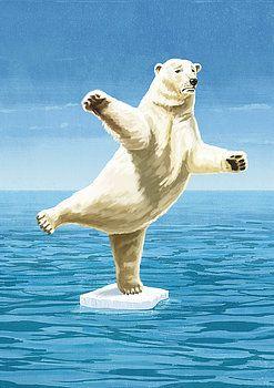 Global Warming by Steve Ash
