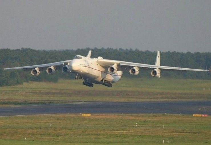 An 225 Mria The Biggest Aircraft In The World English Russia