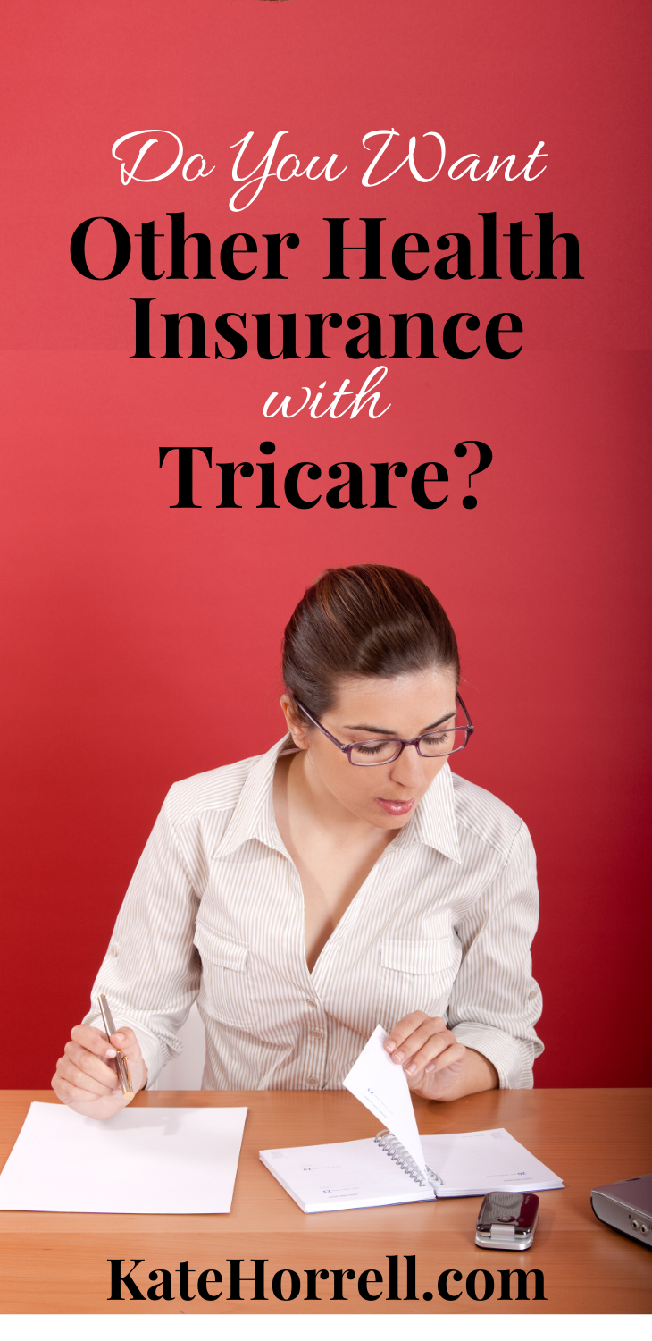 Should You Take Your Employer S Health Insurance If You Have Tricare In 2020 Employer Health Insurance Health Insurance Military Spouse Blog