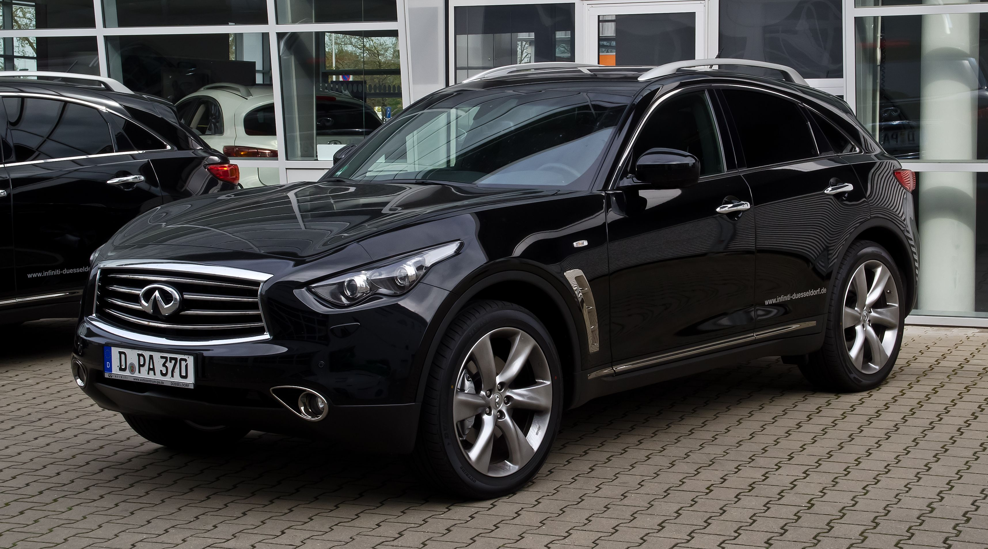 be sale fx to for infinity edition vettel news infiniti auto at shown goodwood