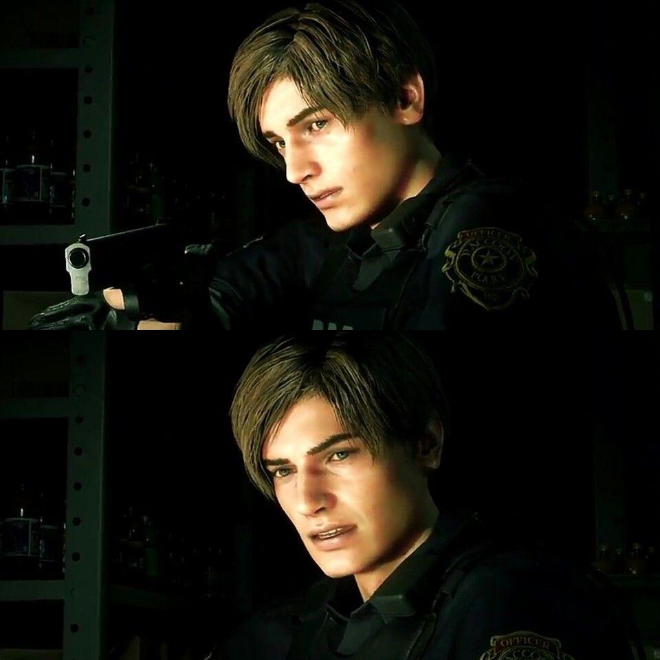 leon s. kennedy resident evil 2 remake | videogames