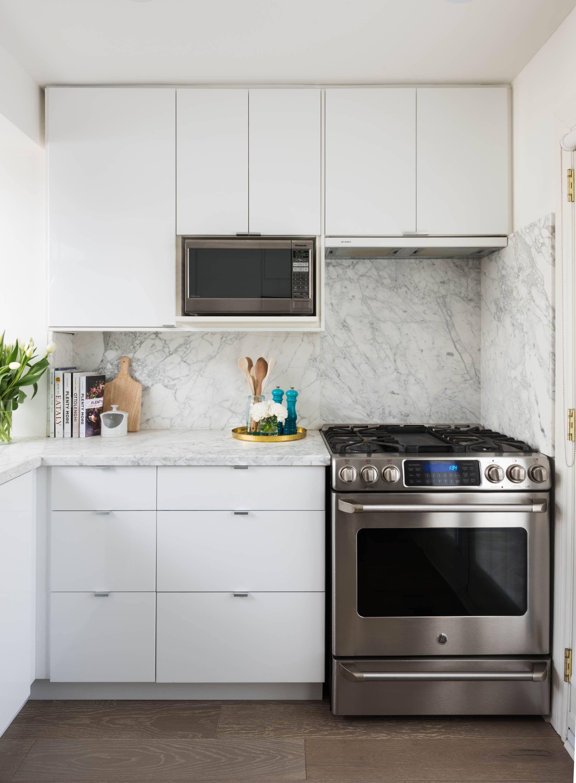 Modern compact kitchen design | RTG Designs | Kitchen hood ...