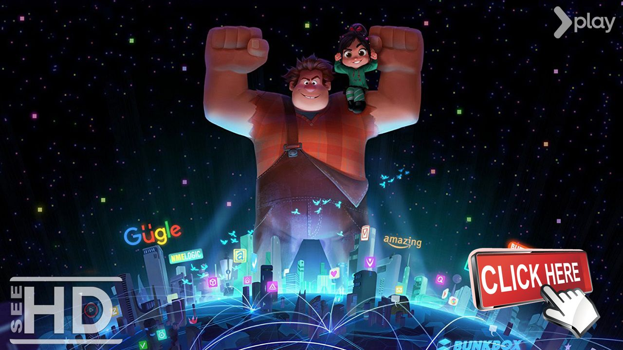 Wreck It Ralph 2 La Pelicula 2018 Espanol Latino Pelicula Completa Walt Disney Pictures John C Reilly 720p Wreck It Ralph 2 Detona Ralph Wreck It Ralph