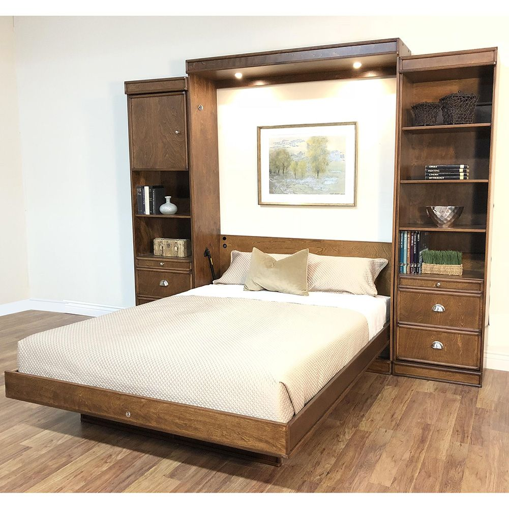 Best Barrington Wallbed Modern Murphy Beds Furniture Bed 640 x 480