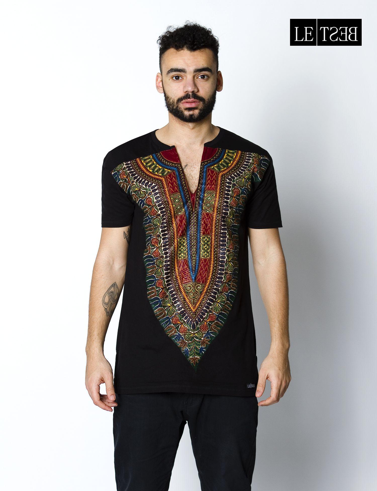 Dashiki handmade lebest tshirt africastyle africa style