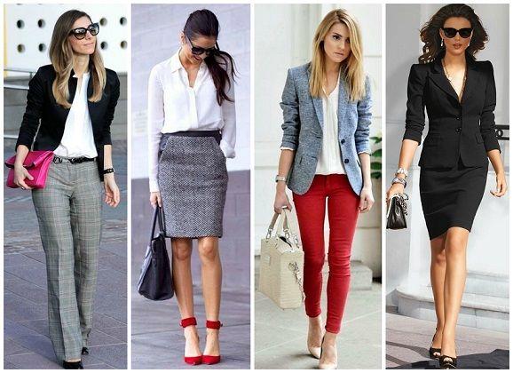 Outfit oficina 2014 - Buscar con Google | Cosas para ponerse | Pinterest
