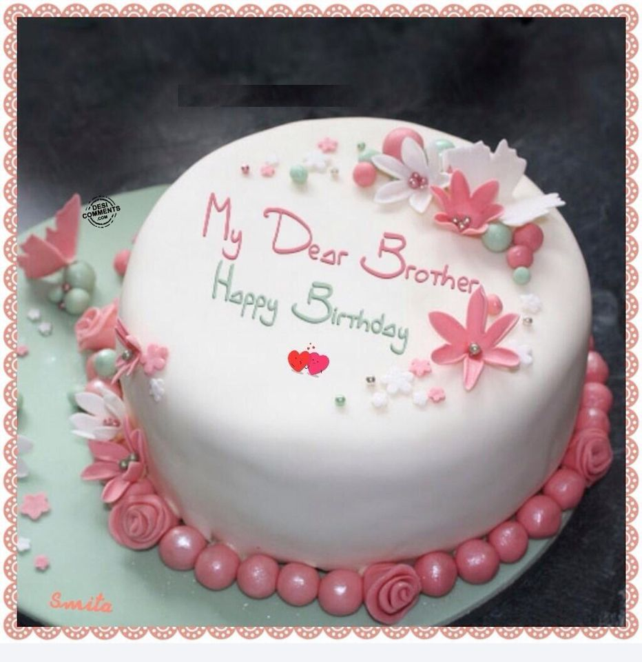 Pin By Wafa Batool On Happy Birthday Birthday Cake For