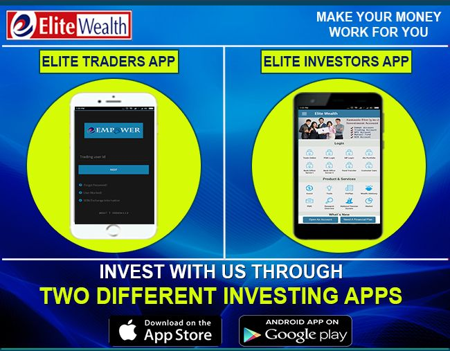 Download our Investing Apps to Invest in Financial
