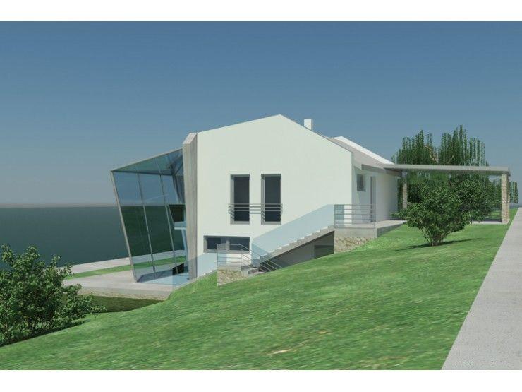 Hausbau modern flachdach  PROMA III - #Einfamilienhaus von STIMMO Hausbau GmbH | HausXXL ...