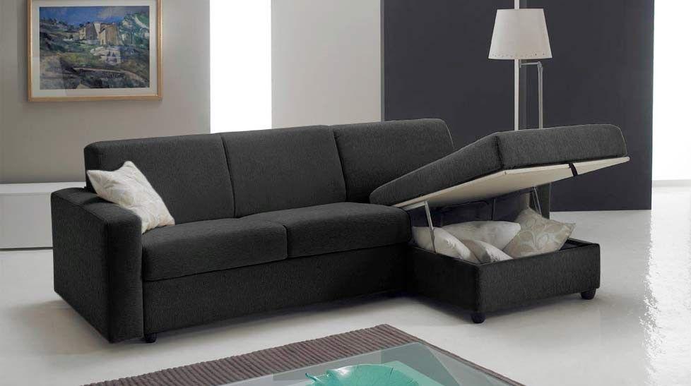 Canapé lit d\'angle réversible microfibre ## OUVERTURE EXPRESS ...