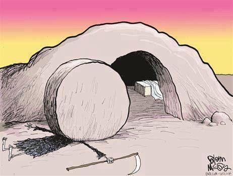 Christliche Cartoons