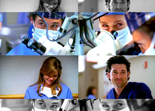 Meredith Grey Greys Anatomy Derek Shepherd