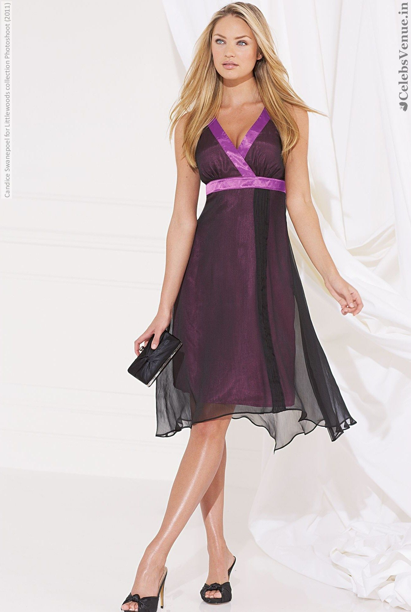 Littlewoods dresses for weddings  Candice Swanepoel for Littlewoods collection Photoshoot