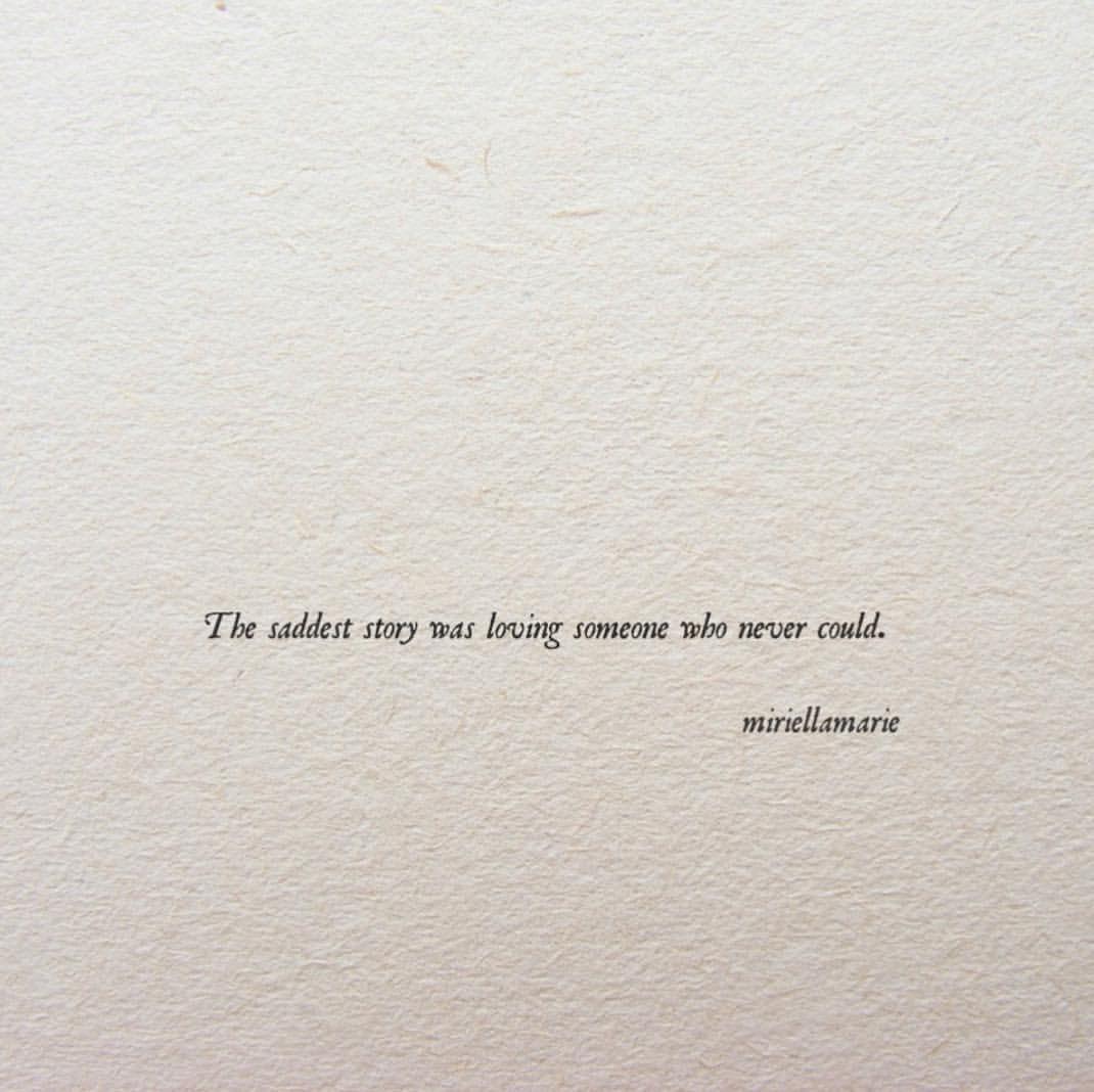 Short Aesthetic Quotes Sad