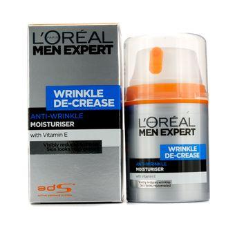 L Oreal Men Expert Wrinkle De Crease Cream Http Www Maleskin Co