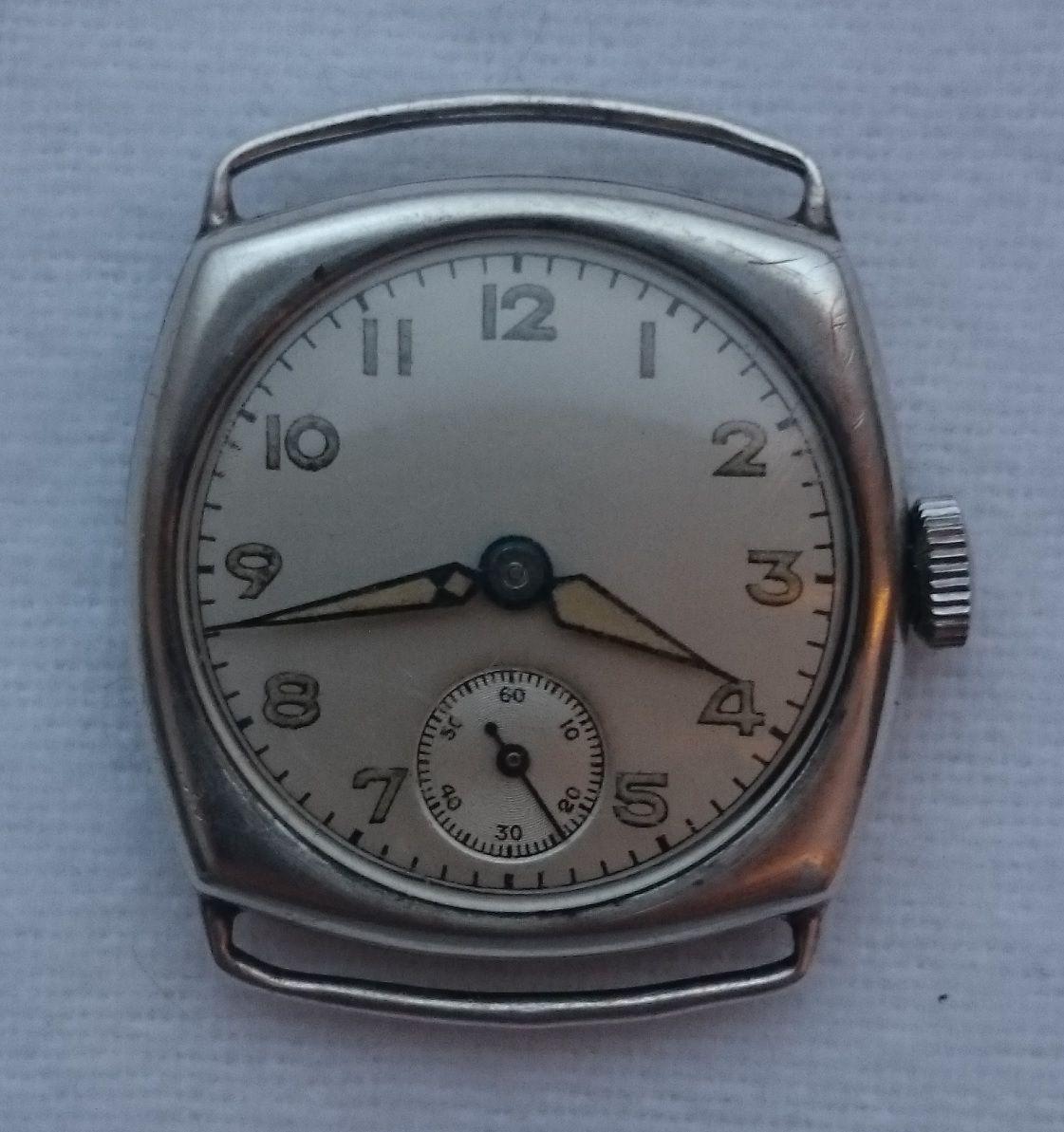 Zegarek Wojskowy Mido Srebrny 1920r Unikat 6629766747 Oficjalne Archiwum Allegro Chronograph Pocket Watch Omega Watch