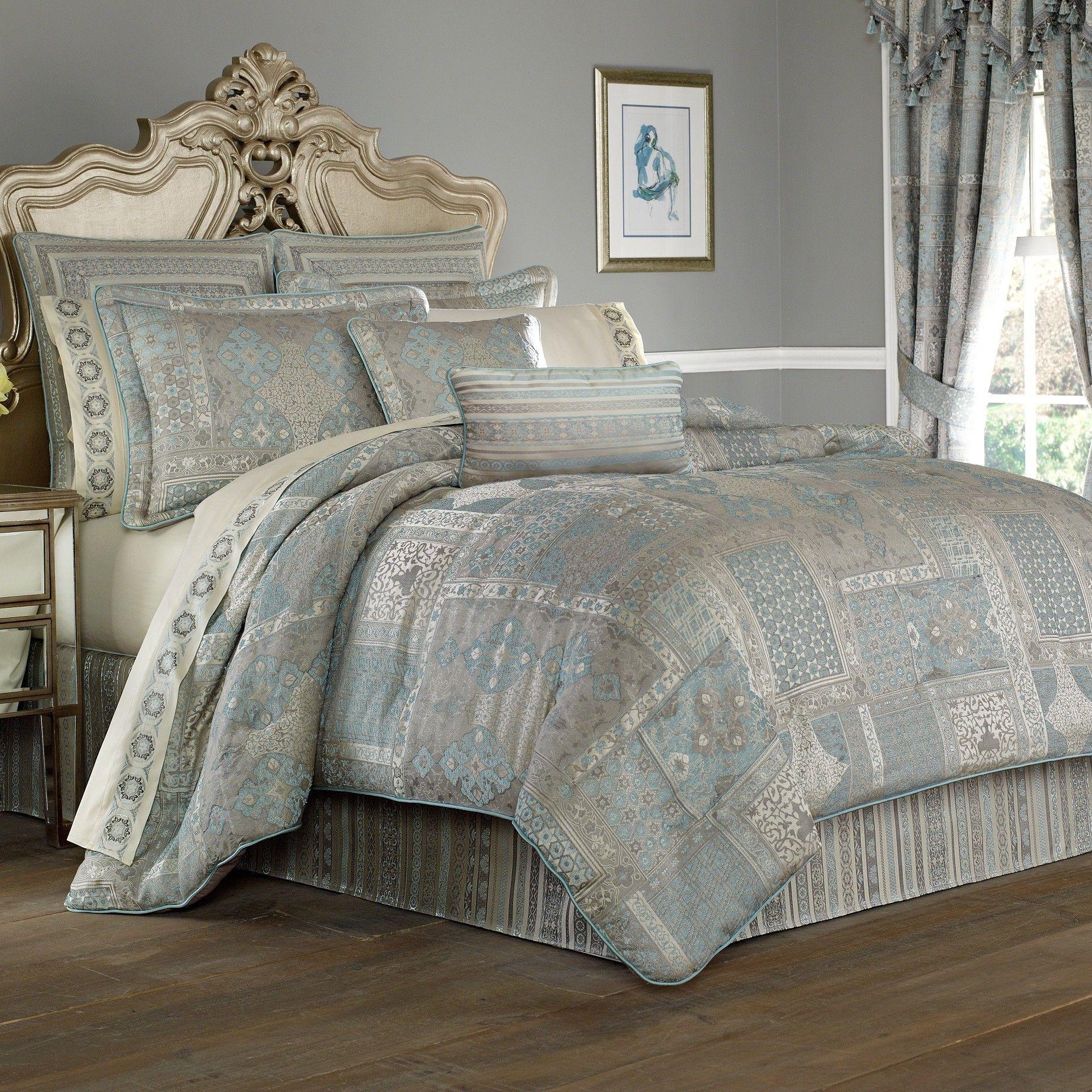 Abigail 4 Piece Comforter Set
