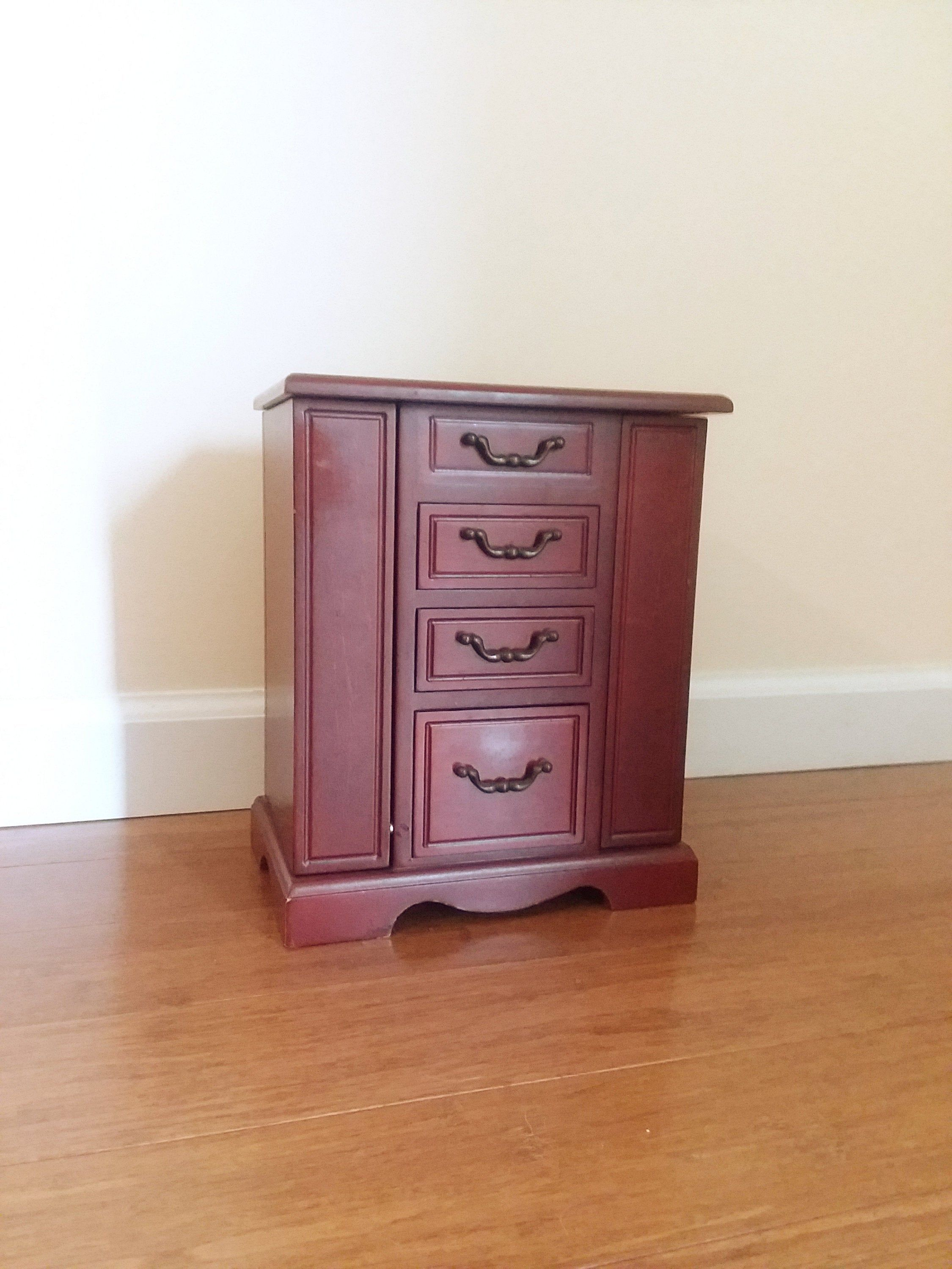 25+ Solid cherry wood jewelry armoire ideas in 2021