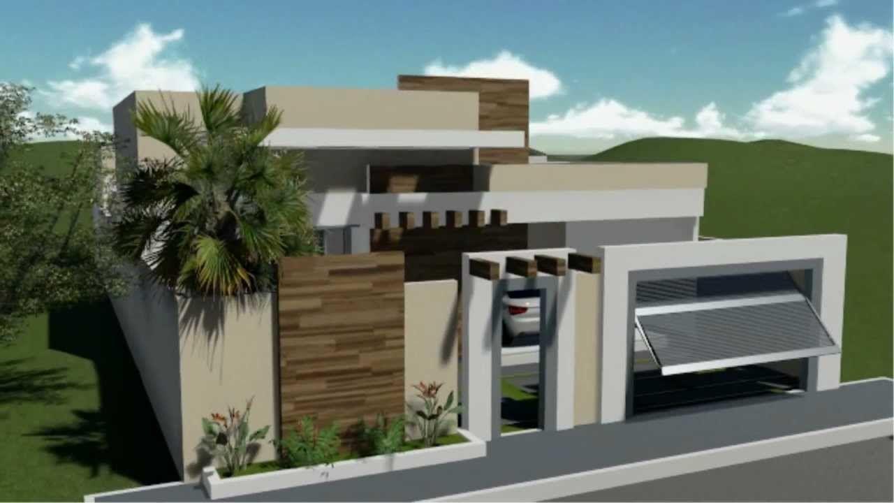 Fachadas de casas bonitas pesquisa google fachadas for Google casas modernas