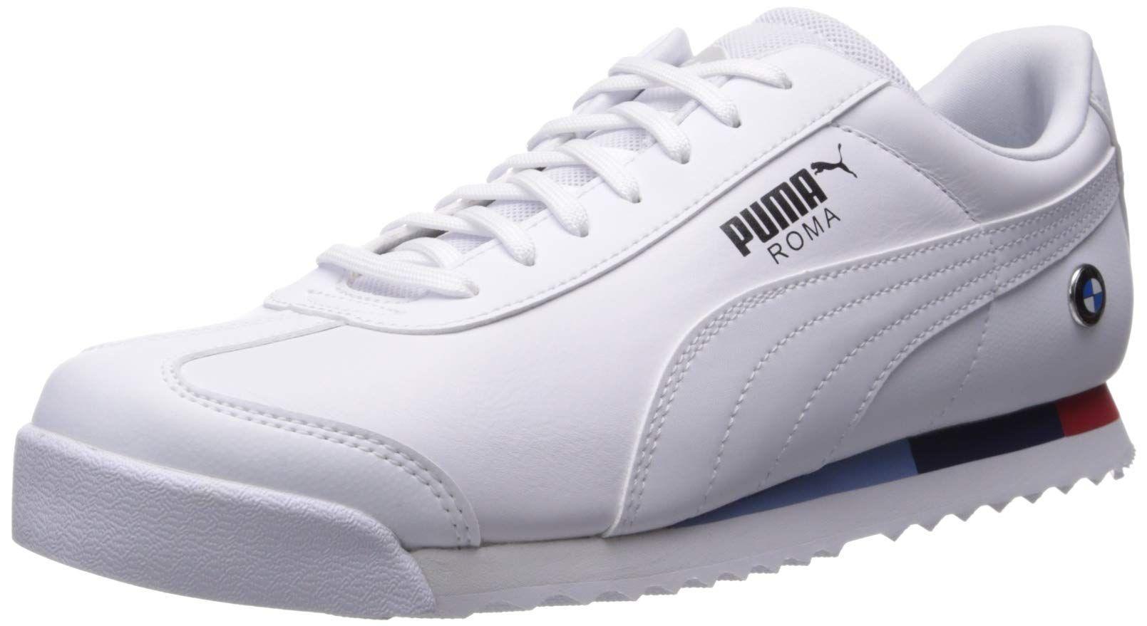 PUMA Mens BMW Roma Sneaker   Puma mens, Sneakers fashion ...