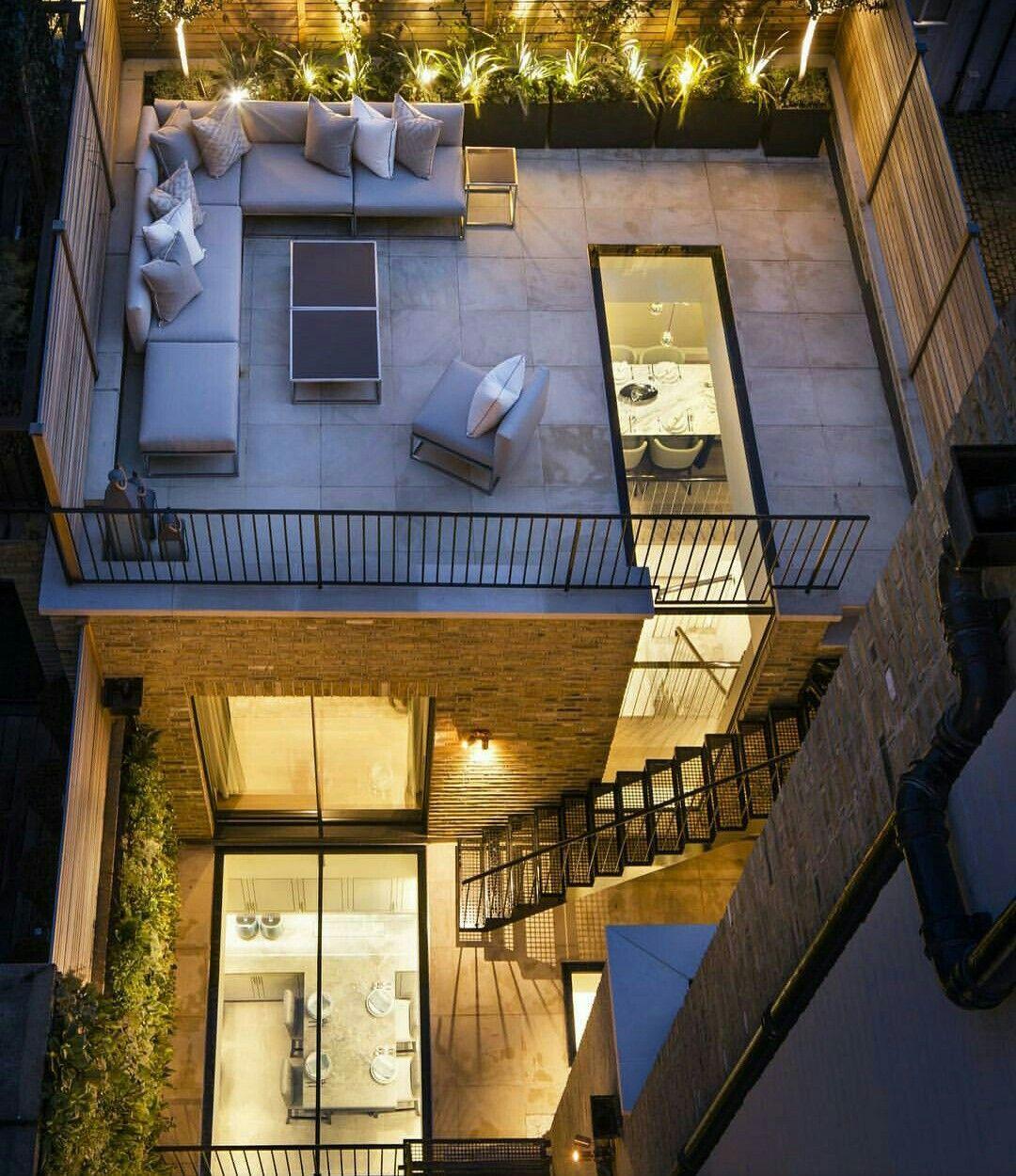 Pin von Juan Escarrega auf Dream Houses | Pinterest | Dachterrassen ...