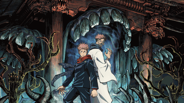 The Jujutsu Kaisen Anime Is Heading To Crunchyroll This October Gaming News Entertainment Anime Jujutsu Crunchyroll