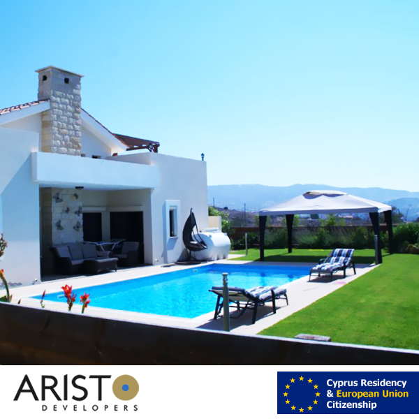 Invest in Limassol, Monagroulli Village one of Aristo Developers projects and obtain Cyprus permanent residence .  For more details about how to move to Cyprus in 60 days, send us your details through this form: https://goo.gl/PYacQc or call us at: 01227555526 / 27372251-2-3