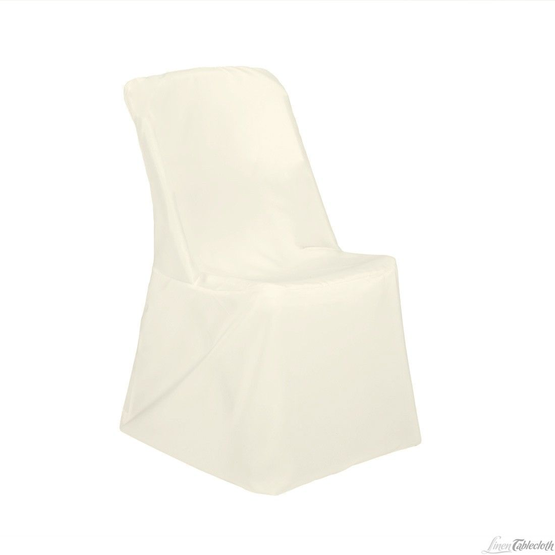 Lifetime Chair Covers Ivory Big Joe Roma Floor Polyester Folding Cover Planning The Cart