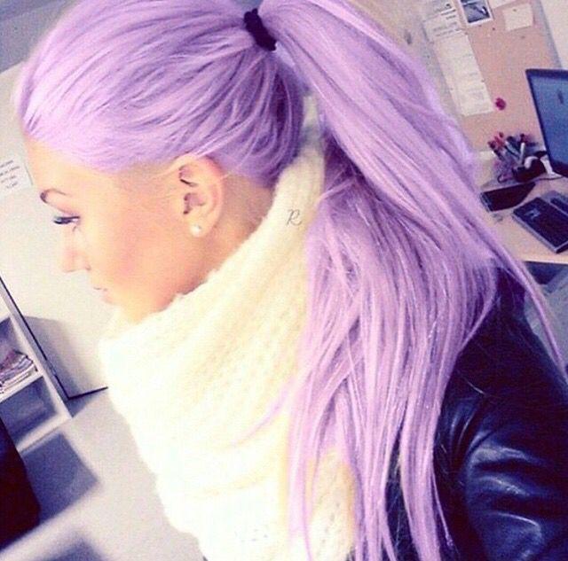 pinterest kaywolfx hair bunte haare pastell lila haare und haar ideen