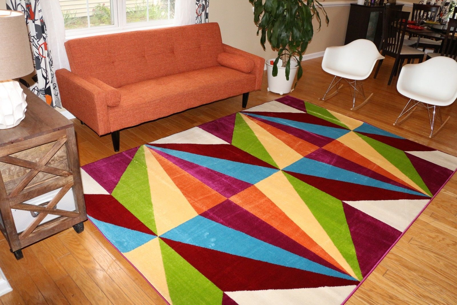 Garden and home zambia  Details about Floral City Brand Contemporary Modern Area Rugs
