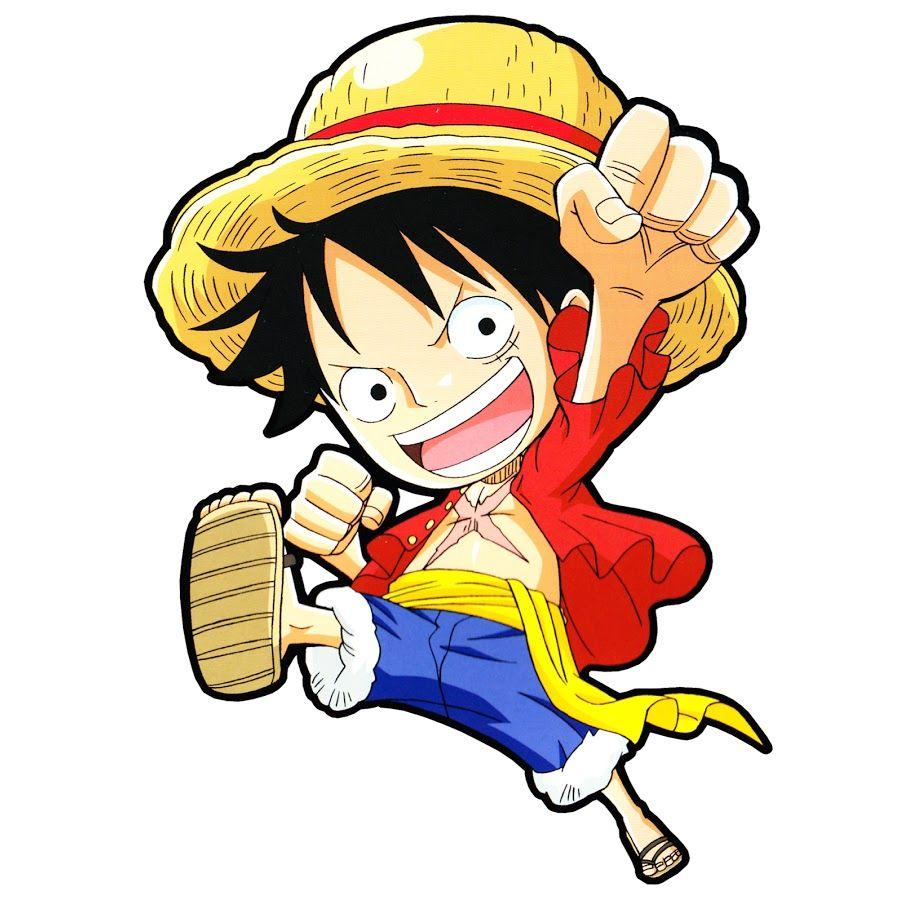 Ảnh Luffy Chibi Đẹp