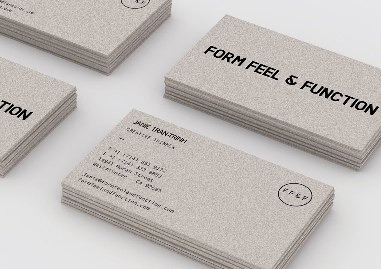 #business card#gray#rock