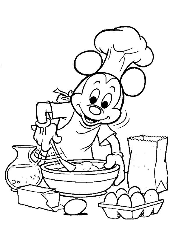 Print Coloring Image Momjunction Mickey Mouse Coloring Pages Disney Coloring Pages Tinkerbell Coloring Pages