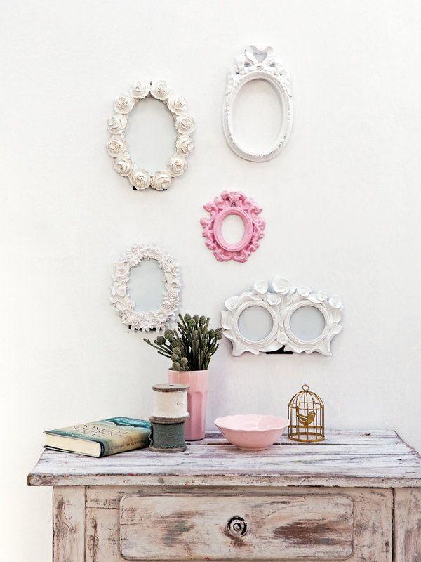 Marcos de exposición para decorar con encanto las paredes ...