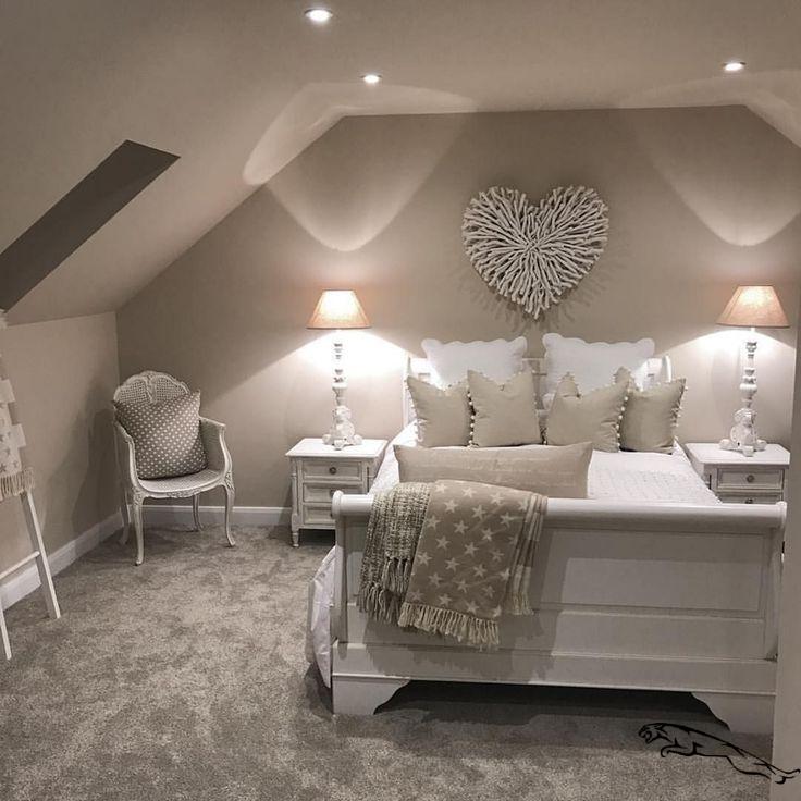 25 Erstaunliche Und Schone Loft Schlafzimmer Design Ideen Fur Beste Inspiration Bedroom Colour Schemes Warm Bedroom Color Schemes Warm Bedroom Colors