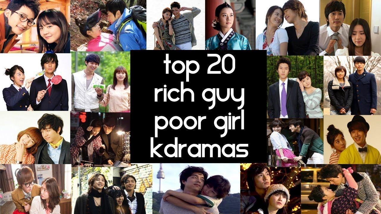 Top 20 Rich Guy Poor Girl Korean Dramas Top 5 Fridays Korean Drama Drama Kdrama