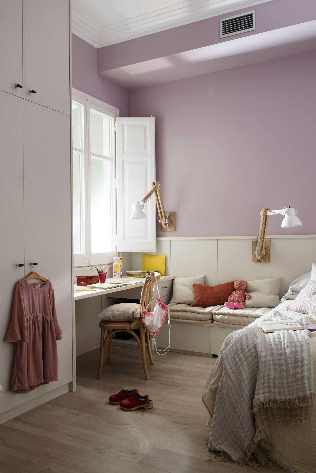 Malva Fresca Serenidad Colores Para Habitaciones Juveniles Colores Para Dormitorios Juveniles Colores Para Dormitorio