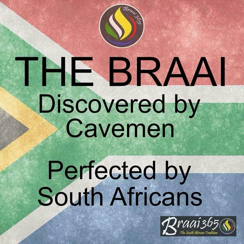 South Africa Quotes: Braai Quotes