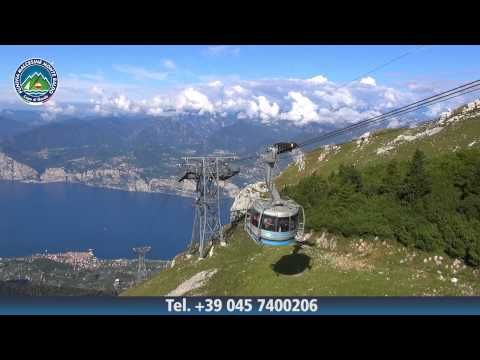 Malcesine The Incredible Cable Car To Do Within 50 Km Pinterest