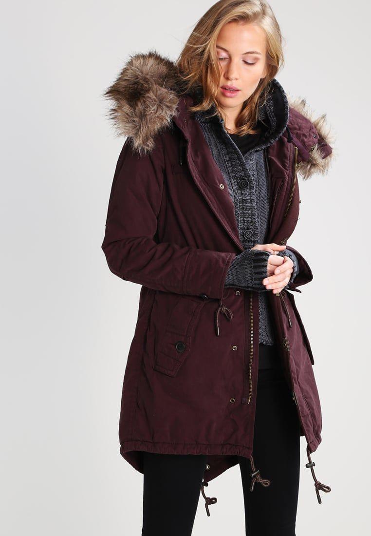 Roxy Khujo ARCHE Parka sassafras   Manteau   Parka, Winter Coat et Coat ce4f90f9a5b