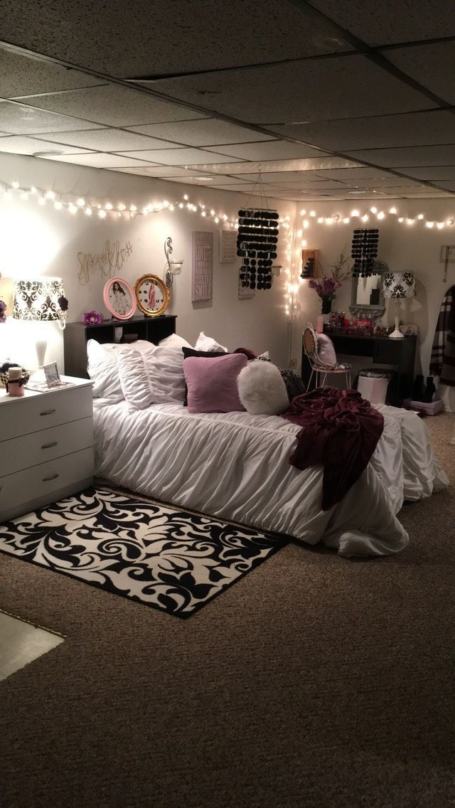 pin on 43 room ideas for teen girls with lights on cute lights for bedroom decorating ideas id=79261